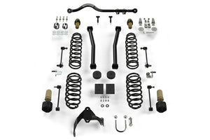 TERAFLEX 2.5IN SPORT ST2 SUSPENSION SYSTEM - NO SHOCKS JK 2Dr