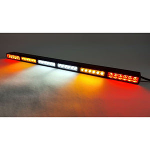 KC HILITES 28IN MULTI-FUNCTION REAR FACING CHASE LED LIGHT BAR