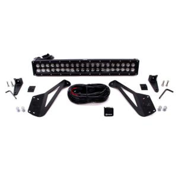KC HILITES C SERIES 20IN LED LIGHT BAR W/ GRILL MOUNT