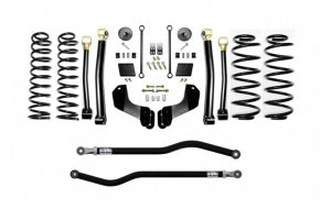 EVO Manufacturing 2.5in Enforcer Overland Lift Kit, Stage 3 - PLUS - JL