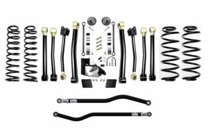 EVO Manufacturing 3.5in Enforcer Lift Kit, Stage 4 - PLUS - JL