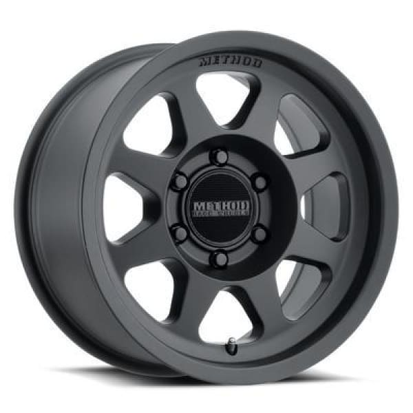 Method Race Wheels MR701 Centerbore Matte Black Wheel 17x8.5 8x6.5