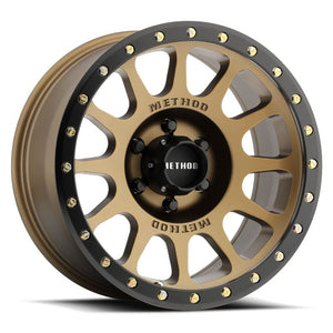 Method Race Wheels NV Wheel 17x8.5 5x5 - JK/JL