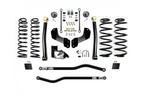 EVO Manufacturing 3.5in Enforcer Overland Lift Kit, Stage 2 - PLUS - JL