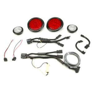 POISON SPYDER LED TAIL AND REVERSE LIGHTS W/HARNESS KIT