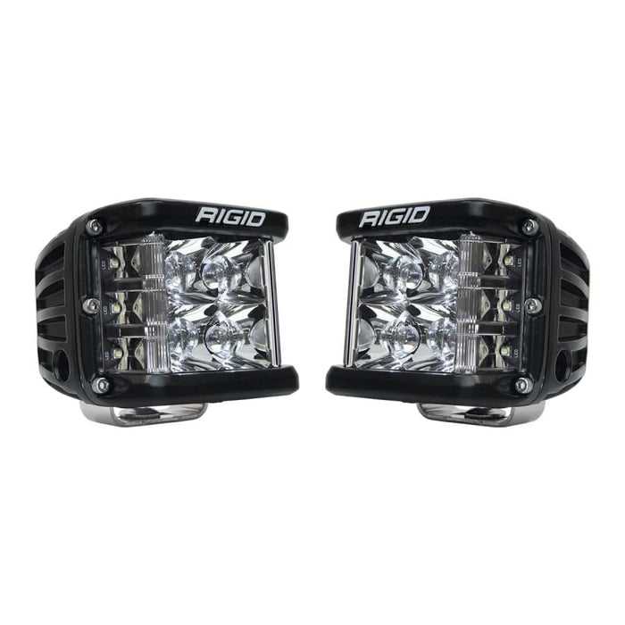 RIGID INDUSTRIES D-SS PRO SIDE SHOOTER LED CUBE, SPOT PAIR