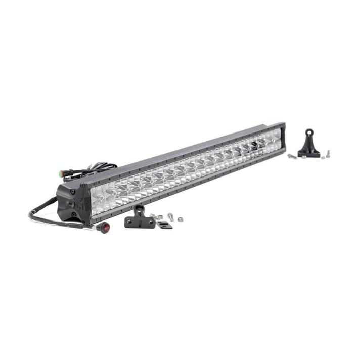 Rough Country Dual Row X5 Series CREE LED Light Bar 50in