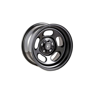 Rugged Ridge Steel Wheel Trail Runner Classic W/Center Cap 17x9 5x5 - JK/JL