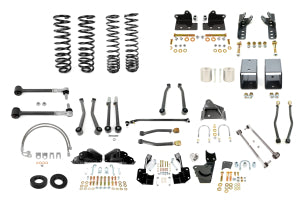 Synergy Manufacturing 3in Suspension System Lift Kit, Stage 3 - JK 2DR