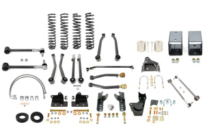 Synergy Manufacturing 3in Suspension System Lift Kit, Stage 3 - JK 4DR