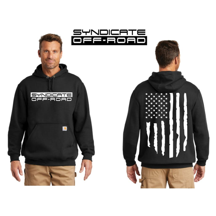 Syndicate Off-Road Carhartt Hoodie (Black)