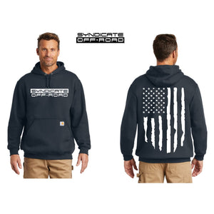 Syndicate Off-Road Carhartt Hoodie (Navy)