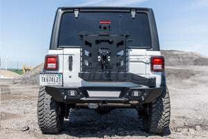 LOD Destroyer Full Rear Bumper w/ Tire Carrier Package - JL