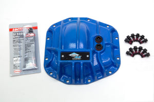 Dana 44 AdvanTEK Rear Differential Cover Kit Blue - JT/JL