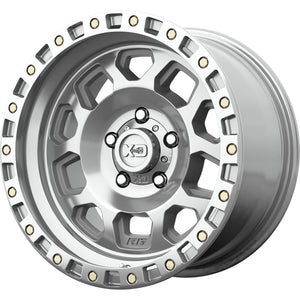 XD Series Wheels XD132 RG2 MACHINED Wheel 17x9 5x5 - JL/JK