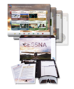 Cessna Flight Training Instrument Rating Course