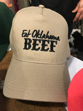 Eat Oklahoma Beef