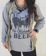 Eat Oklahoma Beef - Long Sleeve