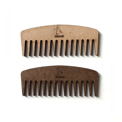 BadWolf 'Nomad' Pocket Beard Comb