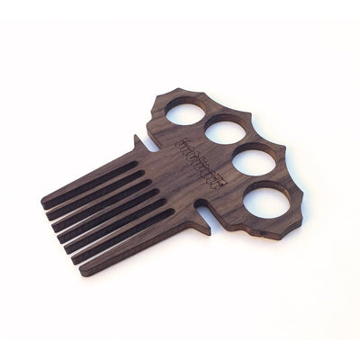 BadWolf 'Count' Knuckle Duster Beard Comb