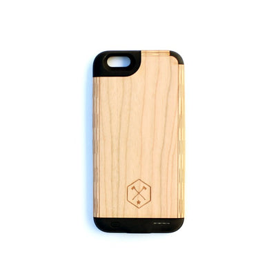 TIMBER Ultra Slim Battery Case ( iPhone 6+ / 6s+ )