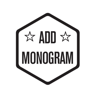 Add a Monogram to a Product