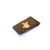 TIMBER Wood Skin Money Clip : Texas State Edition Free US Shipping