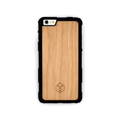 TIMBER iPhone 6+ / 6s+ Wood Case