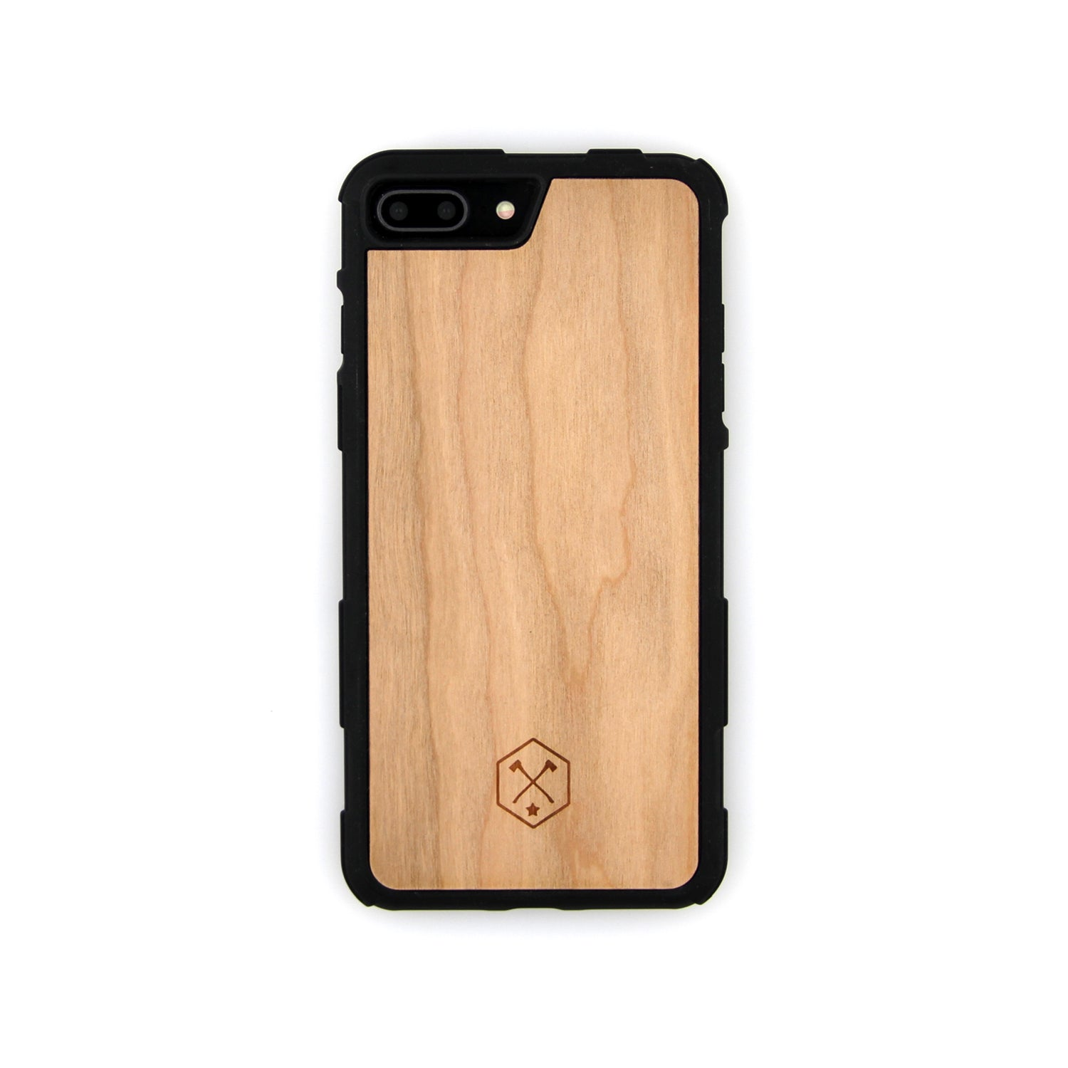 sports shoes 0b10d 0ffc5 TIMBER iPhone 8 Plus Wood Case