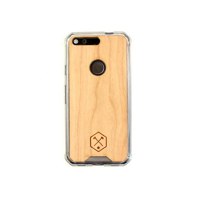 TIMBER Google Pixel XL Wood Case