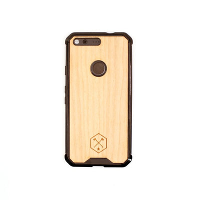 TIMBER Google Pixel Wood Case