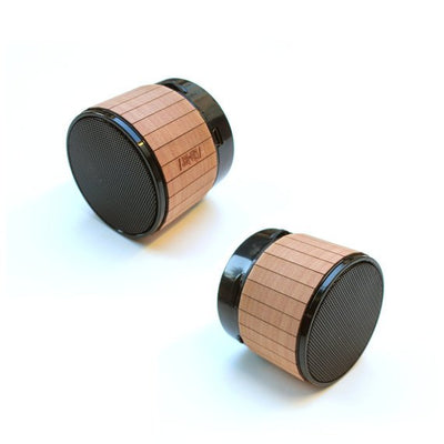 TIMBER Wood Skin Bluetooth Speaker.
