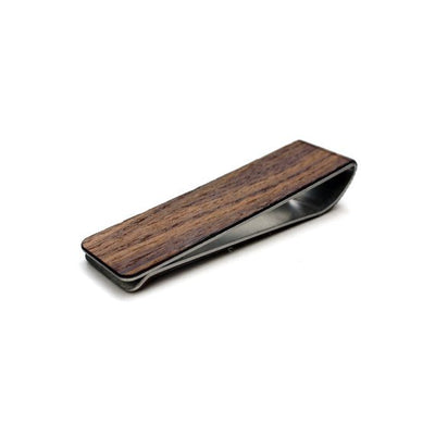 TIMBER 'Hudson' Wood Skin Money Clip