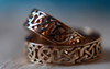 Celtic Wedding Rings and Tying the Knot