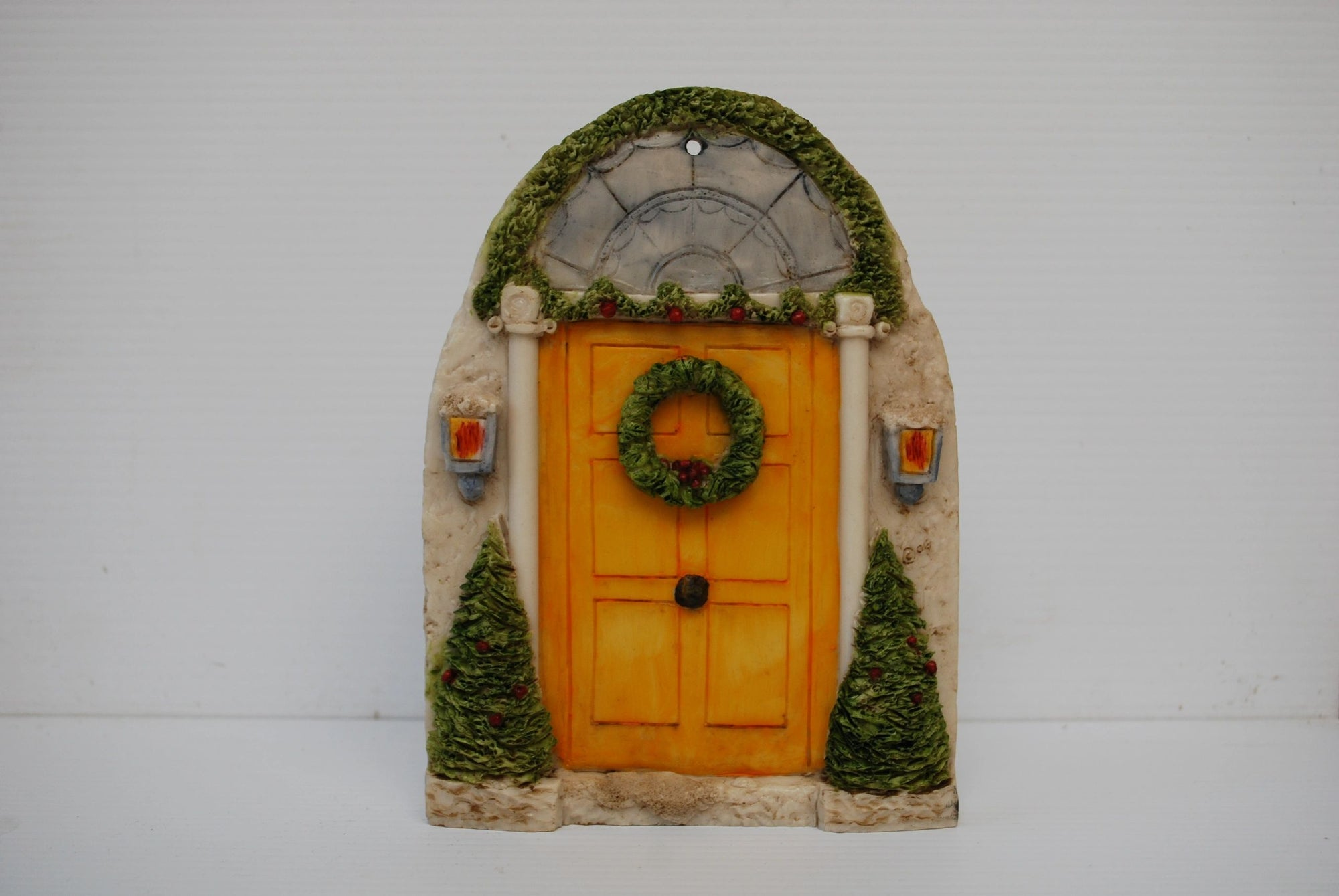 OGOWNA IRISH GEORGIAN FAIRY DOOR - TheIrishShop