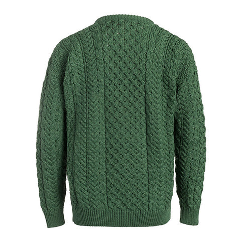 Image of Traditional Aran Sweater