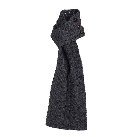 Image of Wool Aran Loop Scarf