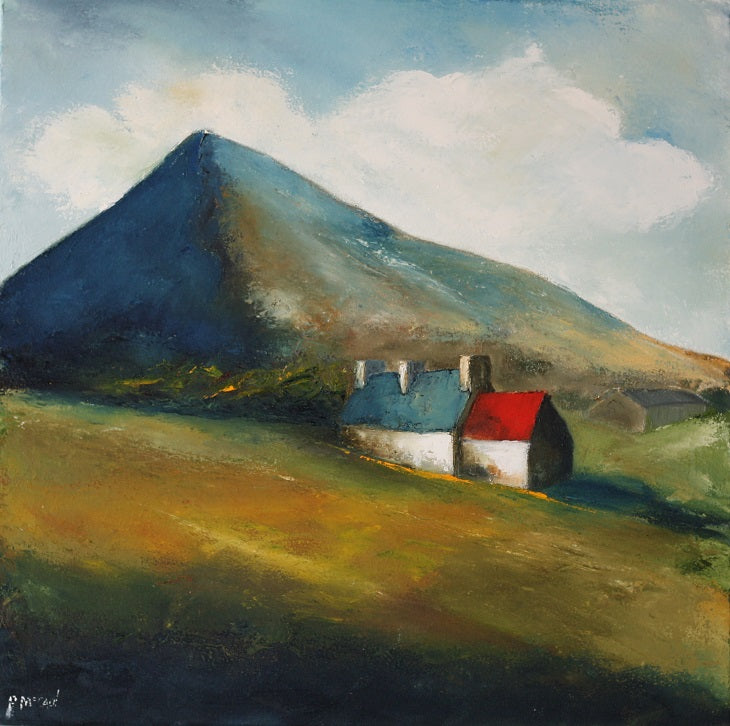 Under the Shelter of Slievemore - TheIrishShop