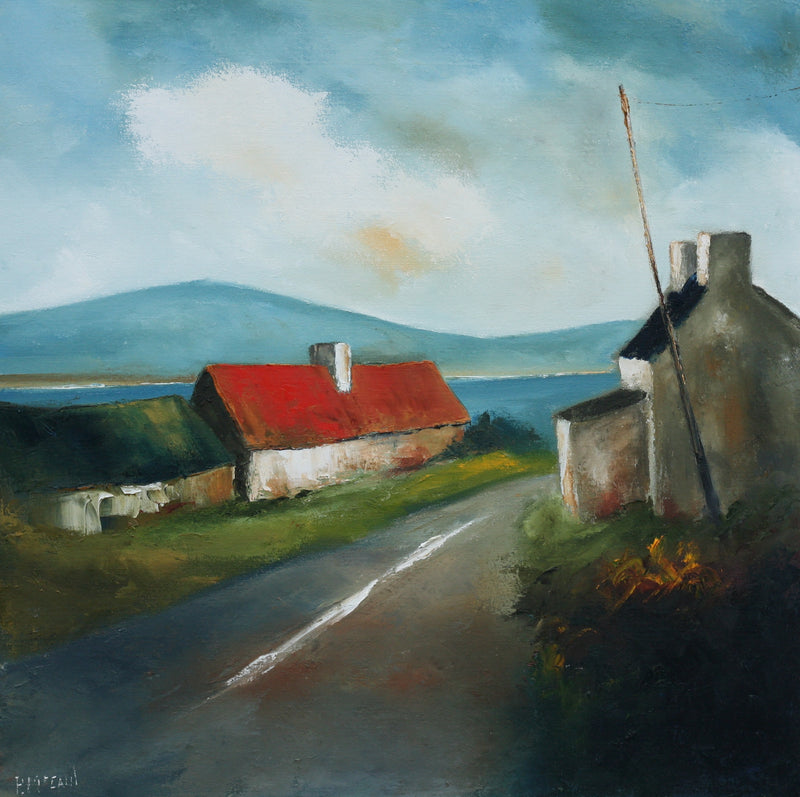 Almost Home Limited Edition Print - TheIrishShop