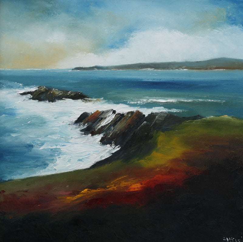 """Into the Atlantic"" Limited Edition Print (unframed) - TheIrishShop"