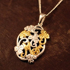 Irish Mom Pendant