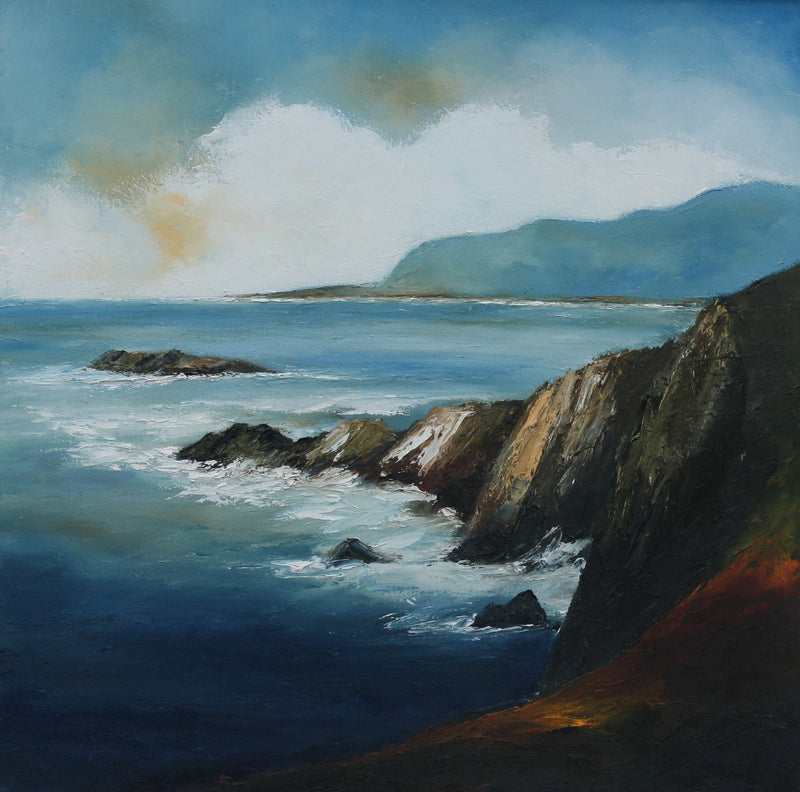 Off the Achill Coast - TheIrishShop