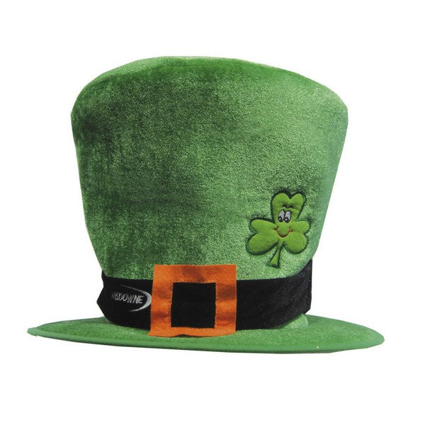 Green Top O' The Mornin' Leprechaun Hat - TheIrishShop
