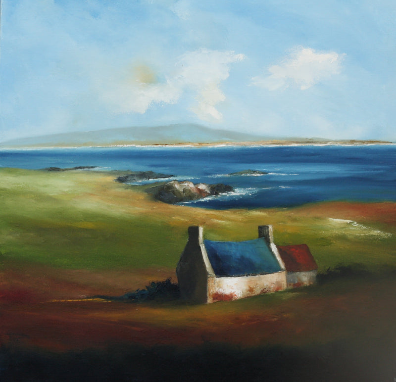 Under a Summer Sky Limited Edition Irish Print
