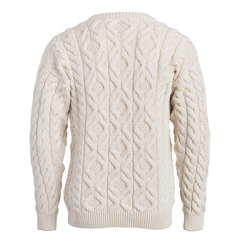 Men's Supersoft Cable Sweater