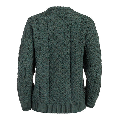 Image of Ladies Merino Wool Lumber Cardigan