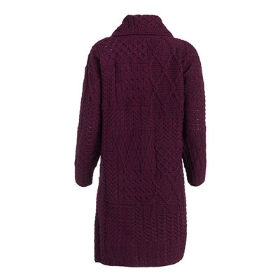 The Caitríona Long Cardigan - TheIrishShop
