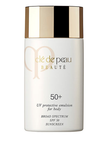 Clé de Peau Beauté UV Protective Emulsion for Body Broad Spectrum SPF 50