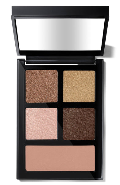 Bobbi Brown The Essential Multicolor Eye Shadow Palette - Burnished Bronze
