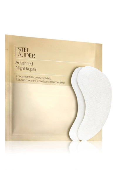 Estee Lauder Advanced Night Repair Concentrated Recovery Eye Mask, 4 Masks - eCosmeticWorld